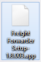 An example of an .app file